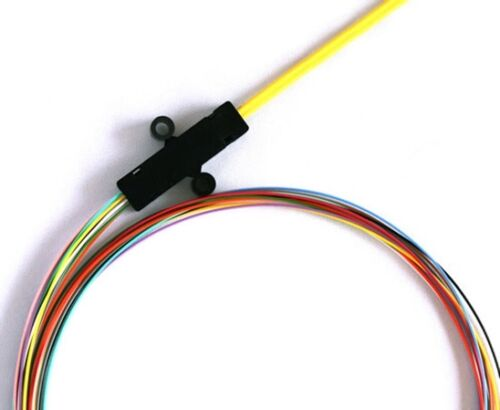 "900um Tubing 3793 Fiber Optic Fan-out Kit Cable 6 Fiber with 36/"" Leads"