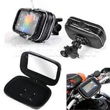 "Bike/Motorbike Handlebar Mount & GPS Case Cover for 5"" Garmin Nuvi GPS Navigator"