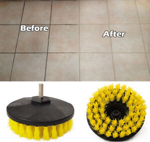 MEDIUM Drill Turbo Brush For Carpet Decking Patio Tile Bathroom Cleaner Cleaning 5060394508914