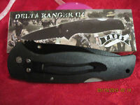 Frost Cutlery Pocket Knife delta Ranger Iii