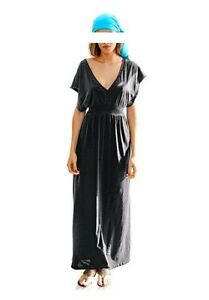 Kleid-Shirtkleid-Heine-Gr-40-95-Viskose-5-Elasthan
