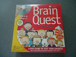 NEW-Brain-Quest-DVD-Game-Ages-6-8-Grades-1-3-NIB-NEW