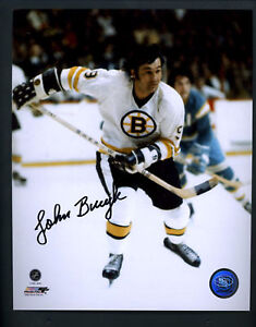 Image is loading Johnny-Bucyk-Signed-Autographed-8-x-10-Photo- 8d9935c73