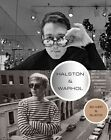 Halston and Warhol: Silver and Suede by Andy Warhol Museum the (Hardback, 2014)