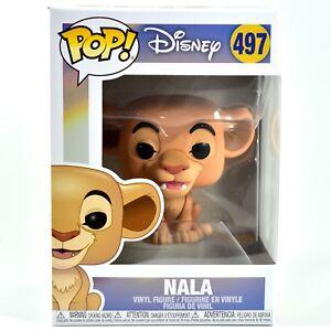 Funko-Pop-Disney-The-Lion-King-Nala-497-Vinyl-Action-Figure