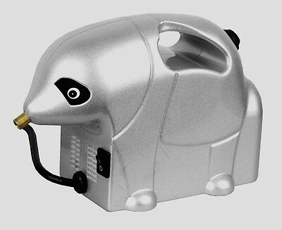 Airbrush Mini Kompressor Elefant  AS-16 Mini Airbrushkompressor AS-16 Neuware