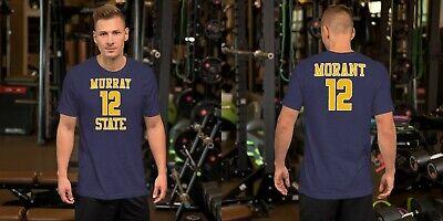 "Ja Morant Memphis Grizzlies /""Hair Logo/"" T-Shirt"