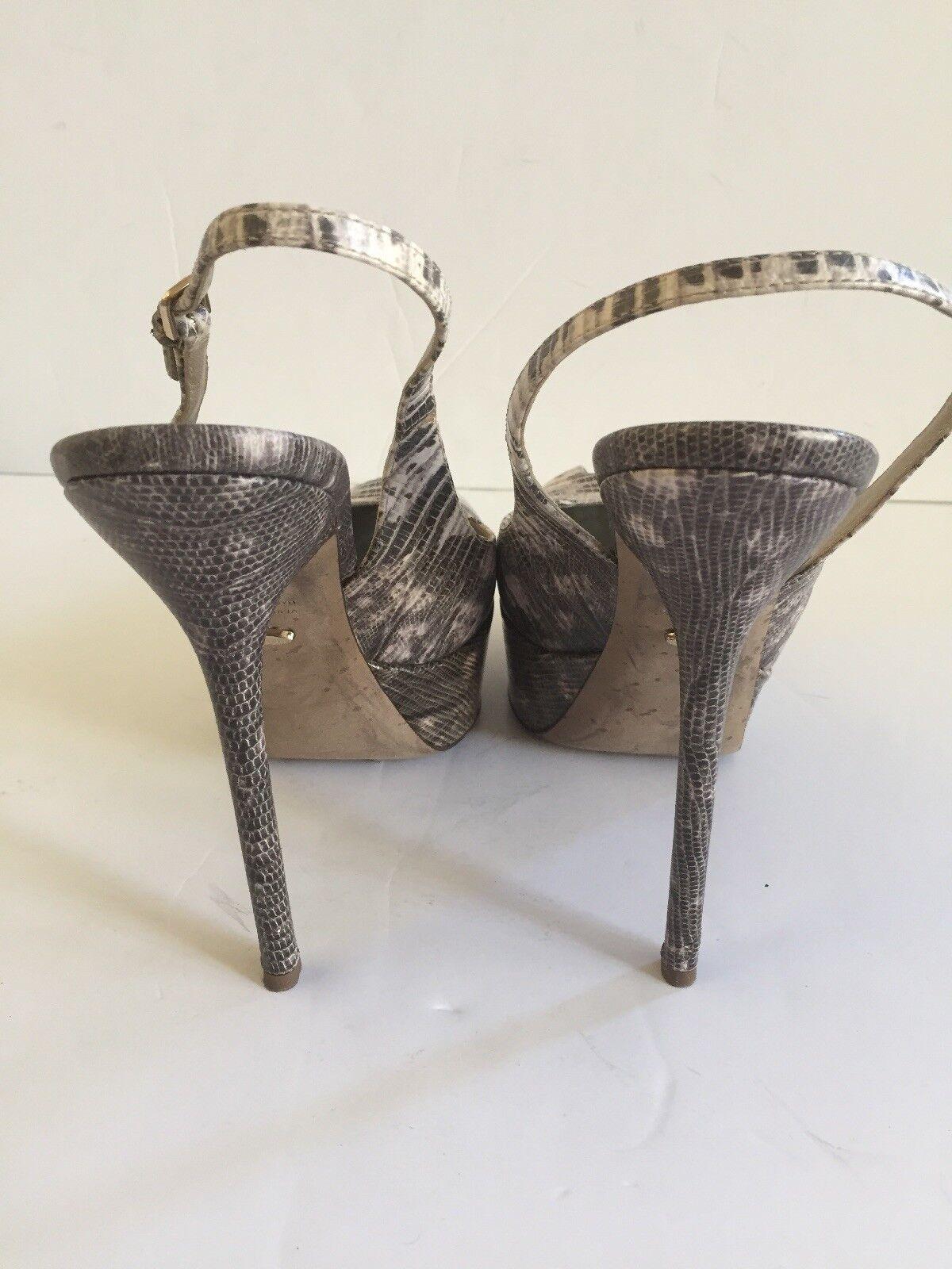 Sergio Rossi Charol Tacones De  Mujer Talla 38.5  De 685 4e117b