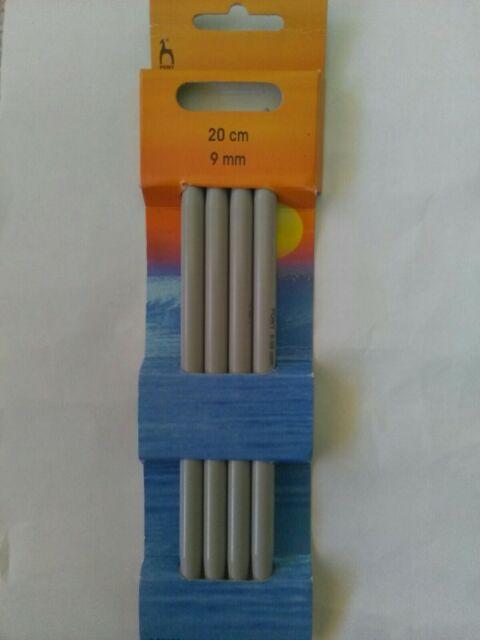 2mm PONY 20cm length Double Point Knitting Needles