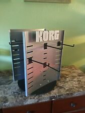 Official Korg Counter Top Rotating Retail Hook Display Heavy Duty