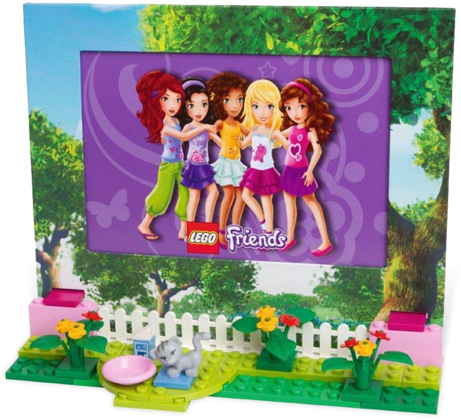 LEGO LEGO LEGO ® Friends 853393 Friends Cadre photo NEUF neuf dans sa boîte _ picture frame NEW En parfait état, dans sa boîte scellée Boîte d'origine jamais ouverte 5c2cd2