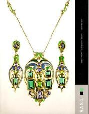 Rago Jewelry Watches Couture Objects of Vertu Auction Catalog 2011