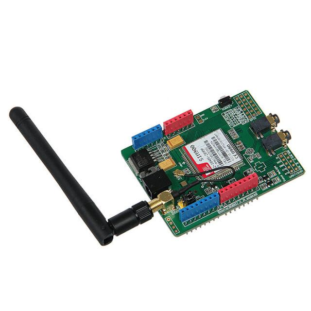 SIMCOM SIM900 Quad-band GSM GPRS Shield Development Board for Arduino/Iduino