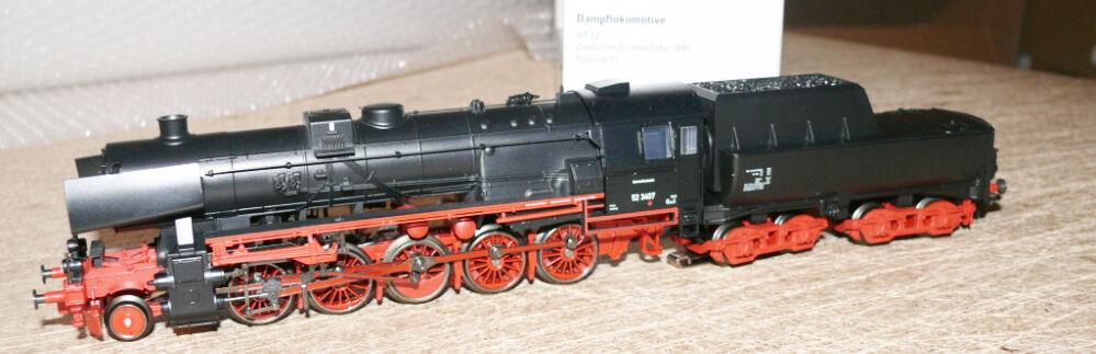 S27 Märklin 37151 máquina de vapor br 52 3407 DB