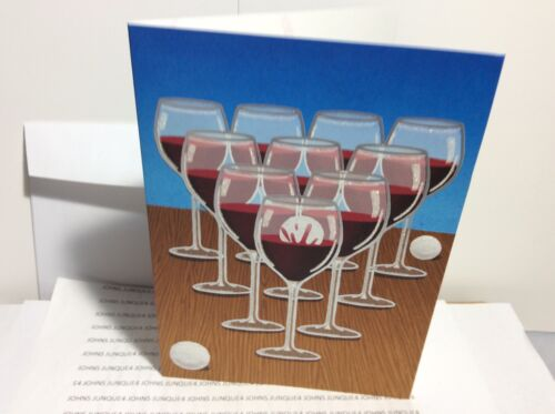 BIRTHDAY CARD AVANTI GREETING CARD NEW WITH WHITE ENVELOPE MADE IN USA