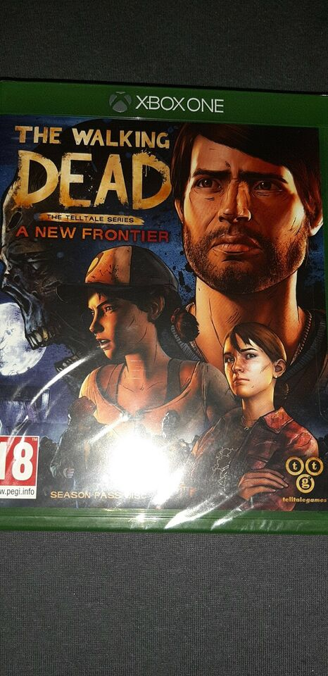 The Walking Dead A new Frontier, Xbox One, adventure