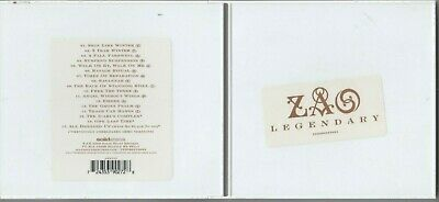 Zao Legendary Metalcore Cd Jan 2004 Solid State