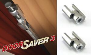2-Pack-Door-Saver-3-Hinge-Pin-Door-Stop-in-Satin-Nickel-Finish-Free-Shipping