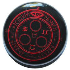 """1"""" (25mm)  Silent Hill Save Logo Playstation Button Badge"""