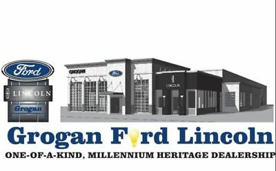 Grogan Ford Lincoln Incorporated - Classic Cars
