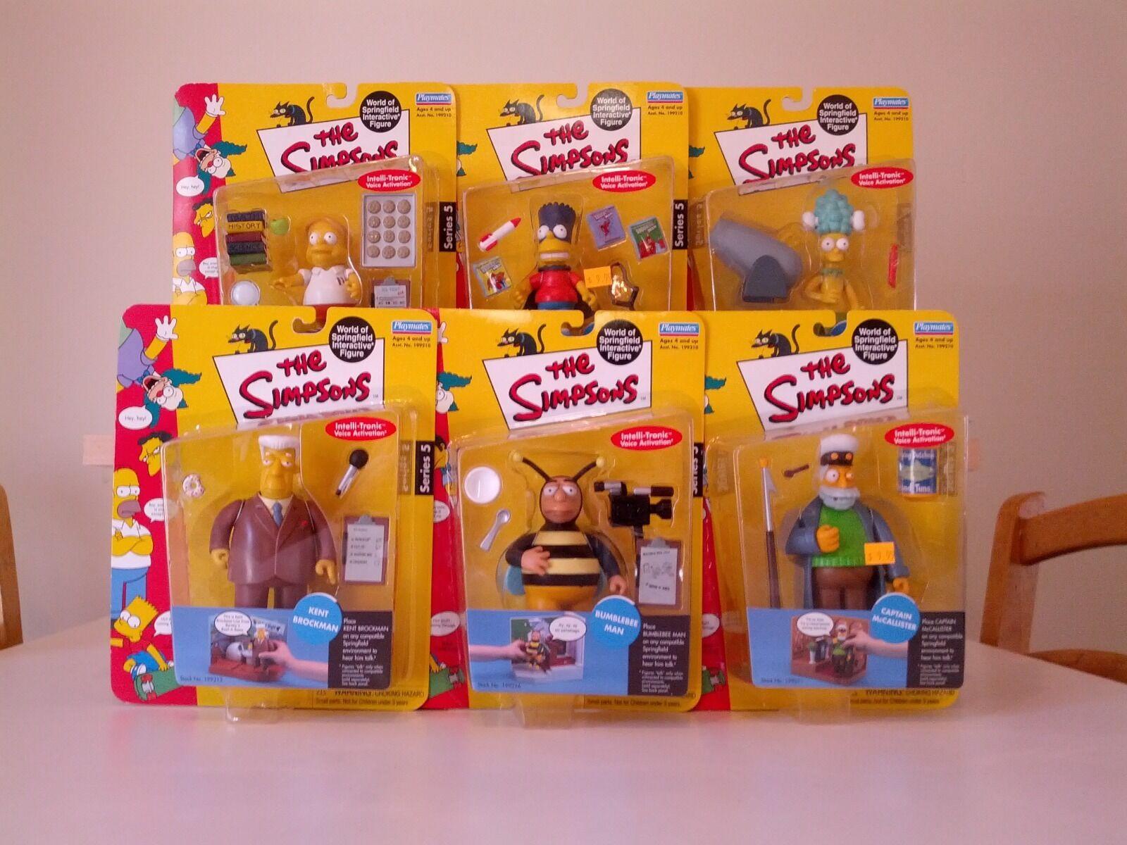 Simpson woos series 5 - all