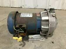 Gampl Goulds 1st20735 Stainless Steel Centrifugal Pump 1x1 14 6 4 Imp 3ph