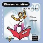 Klassenarbeiten - fit in 30 Minuten von Dirk Konnertz und Christiane Konnertz (2008)