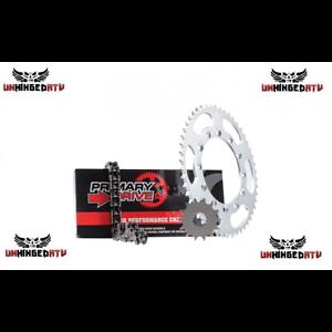 Primary Drive Steel Kit /& X-Ring Chain Honda TRX 400EX 2005–2008 Fits