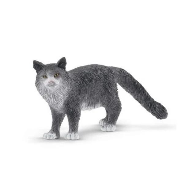Schleich 13893 Maine Coon Cat* New