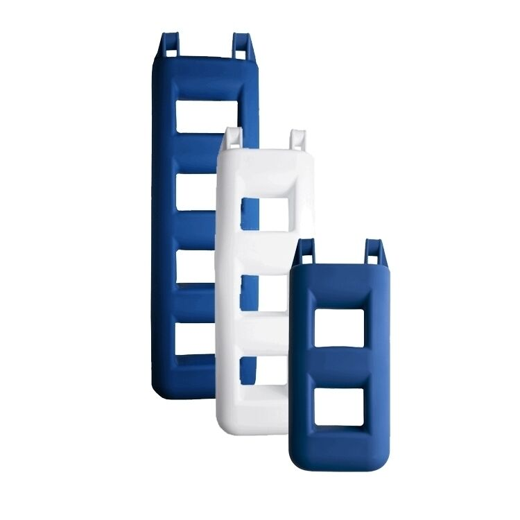 Boat Fender Ladder - 2   3   4 Step Available in bluee or White