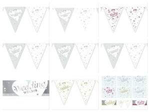 Flag-Bunting-Silver-Pearl-Ruby-Golden-Diamond-Wedding-Engagement-Anniversary
