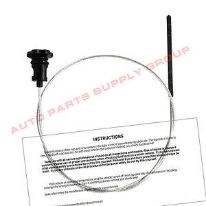 Remarkable Srt8 Srt Automatic Transmission Dipstick Nag1 Level Atf Fluid 6 1L Wiring 101 Capemaxxcnl