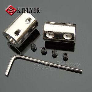 3//4//5//6//7//8//10mm Rigid Flange Coupling Motor Guide Shaft Coupler Motor/_H