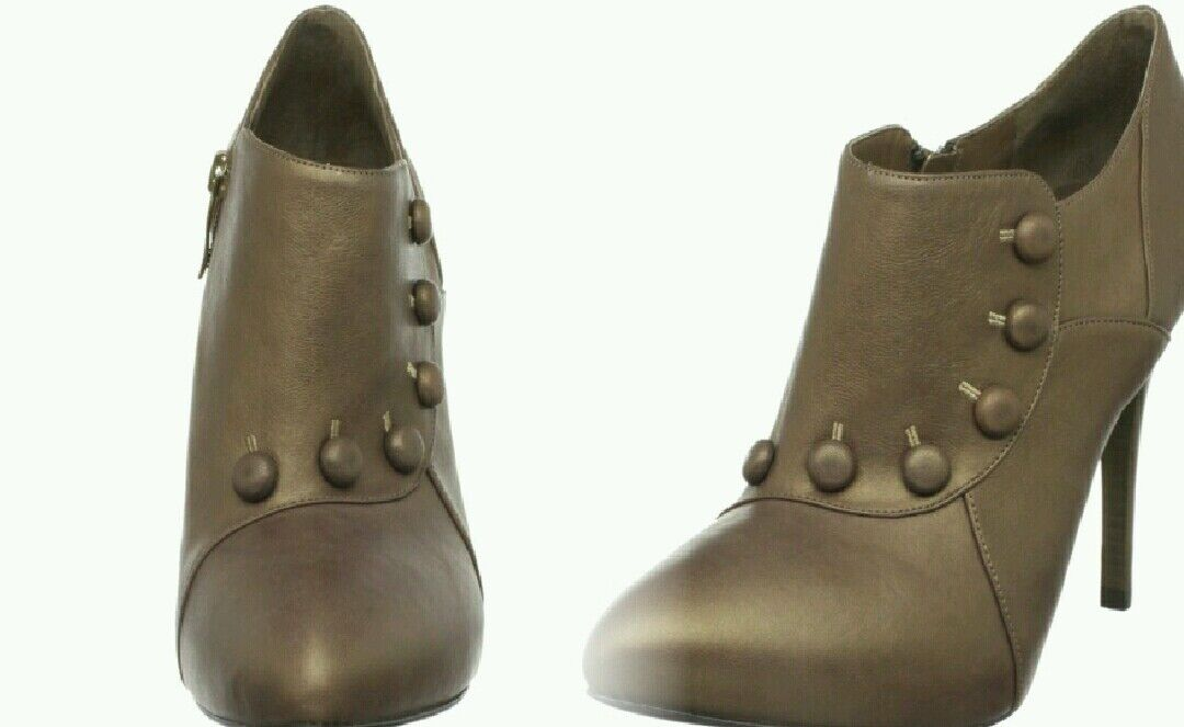 NW GUESS by Marciano Skinas bootie, NEUTRAL size 10