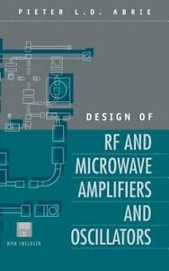 Image Is Loading Microwave Library Rf And Amplifier Design By