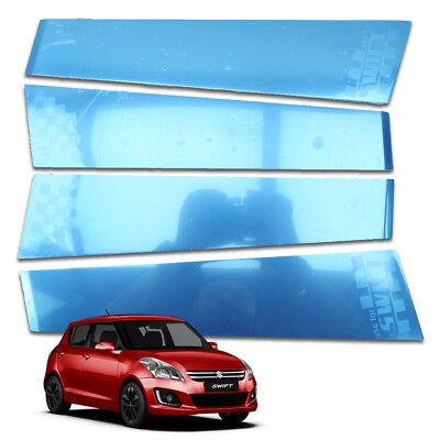 STAINLESS STEEL PILLARS PILLAR 4 DOOR FOR NEW CHEVROLET TRAILBLAZER 2012