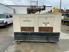 Generac Ac Generator Model 3285b 1263c Standby 125 Kw 3 Phase