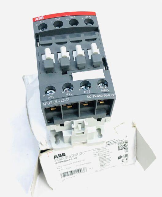 ABB AF09-30-10-13 1SBL137001R1310 CONTACTOR 100-250V