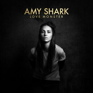 AMY-SHARK-LOVE-MONSTER-CD-NEW