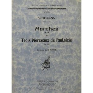 SCHUMANN-Robert-Steps-and-three-Pieces-of-Novelty-Piano-1965-partition-shee