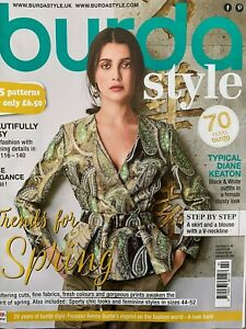 Burda-Style-Magazine-February-2-2020-195-Patterns-Trends-for-Spring-70-Years-BUR