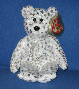 TY THE BEGINNING BEAR BEANIE BABY - MINT with MINT TAG 8421042678  e360e4c797a