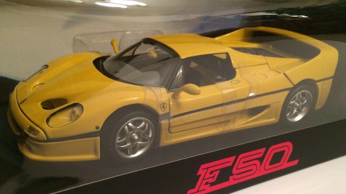 Hotwheels elite 1,18 ferrari f50