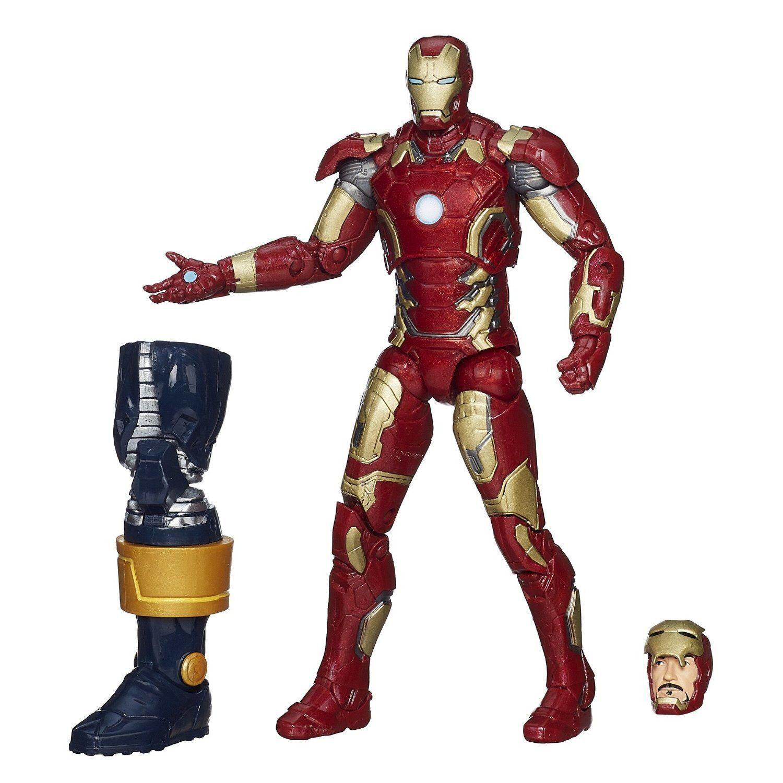 Marvel - legenden unendlich series_avengers alter ultron iron man mark 43 6.