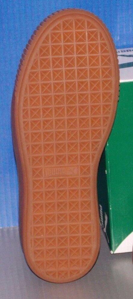 Damenschuhe PUMA SUEDE PLATFORM CORE in colors PUMA PUMA BLACK / PUMA colors Weiß SIZE 8 a12a87