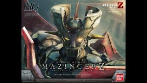 Bandai-Model-Kit-HG-High-Grade-Mazinger-Z-Infinity-NUOVO