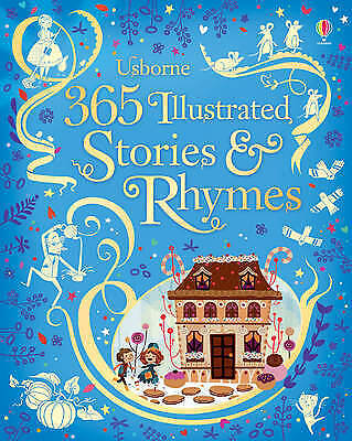 1 of 1 - 365 Illustrated Stories and Rhymes (Illustrated Story Collections), Lesley Sims