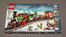 LEGO Winter Holiday Train Set 10254 CREATOR Christmas 2016 Expert NEW
