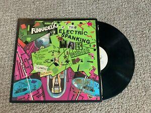 Funkadelic-The-Electric-Spanking-promo-Record-lp-original-vinyl-album