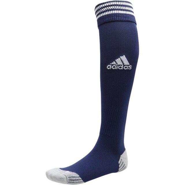 b52af2005618 adidas Adisock 3 Stripe Football Socks Navy white 6.5 - 8 for sale ...